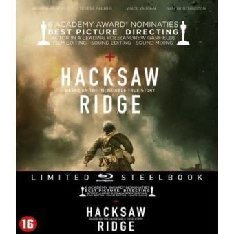 Hacksaw ridge - Steelbook