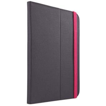 """Etui Folio Case Logic SureFit pour tablettes 10"""", Gris/Rose"""