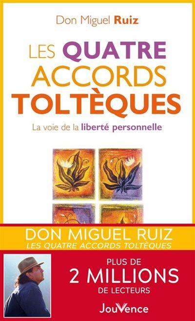 Les quatre accords toltèques - 9782889114351 - 6,99 €