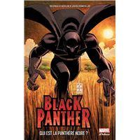 Black Panthère Qui est la panthère noire