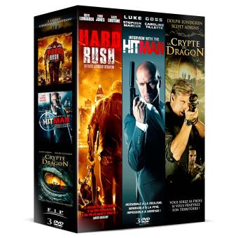Coffret Action 3 films DVD