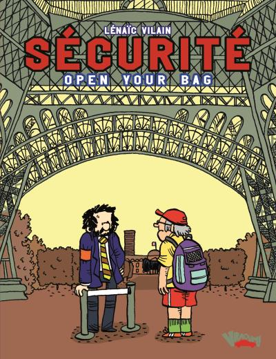 Securite open your bag !
