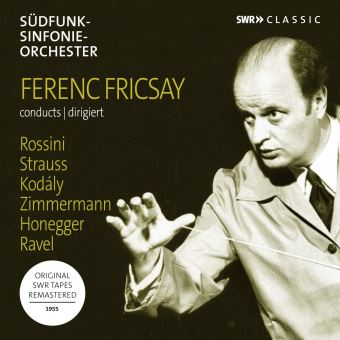 FERENC FRICSAY CONDUCTS