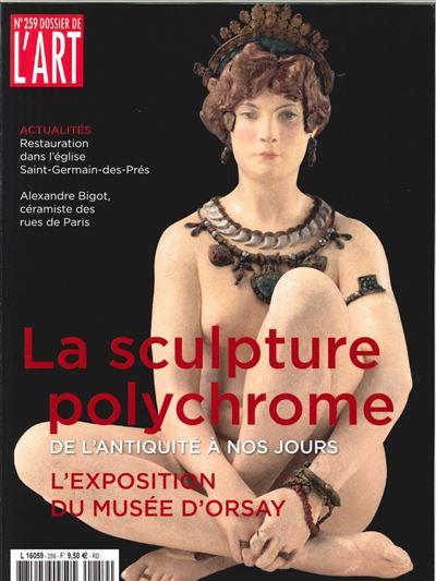Les couleurs de la sculpture Orsay
