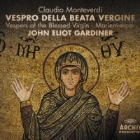 Monteverdi : Vespro Della Beata Vergine Edition Deluxe limitée Inclus DVD et un livret de 100 pages