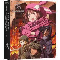 Sword Art Online Alternative : Gun Gale Online Partie 2 sur 2 Edition Collector Blu-ray
