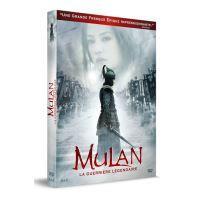 Mulan : La Guerrière légendaire DVD