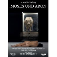 MOISE ET AARON/DVD