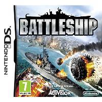 BATTLESHIP UK DS