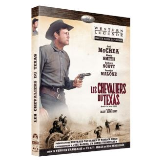 Les Chevaliers du Texas Blu-ray