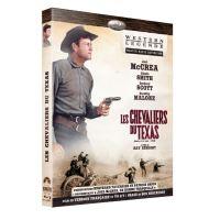 Les Chevaliers du Texas Blu-ray