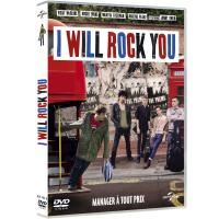 I Will Rock You DVD