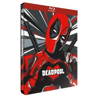 DeadpoolDeadpool Edition limitée Steelbook Blu-ray