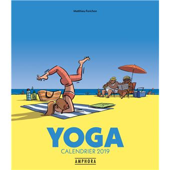 Calendrier yoga
