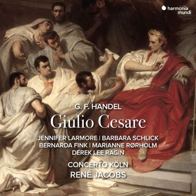 Handel: disques indispensables - Page 10 Haendel-Giulio-Cesare