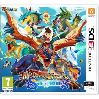 Monster H. Stories 3DS / NL