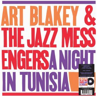 A NIGHT IN TUNISIA/LP