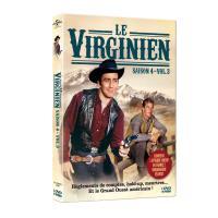 Le Virginien Saison 4 Volume 3 DVD