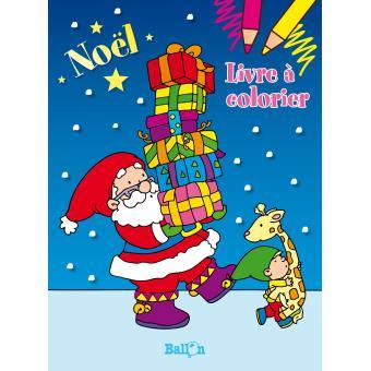 Livre A Colorier Noel