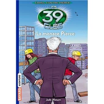 Les 39 clésLes 39 clés - Cahill contre Pierce
