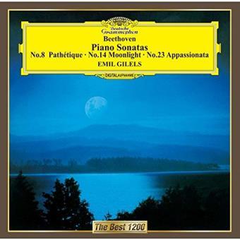Beethoven: Piano sonatas Pathétique