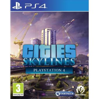 CITIES SKYLINES MIX PS4
