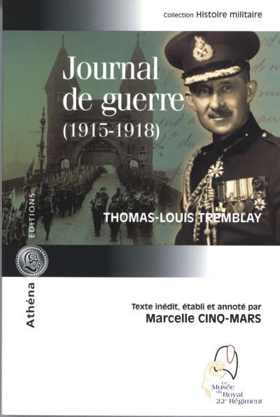 Journal de guerre, 1915-1918