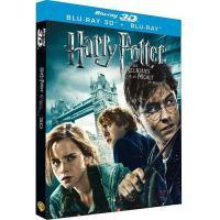 Harry Potter et les reliques de la mort Partie 1 Combo Blu-ray 3D + 2D