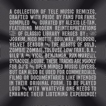 A COLLECTION OF TELE MUSIC REMIXES - VOL. I 3LP