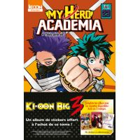 My Hero Academia T23 - OP Big Three