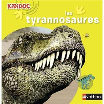 KididocTyrannosaures