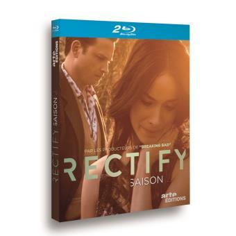JustifiedRectify Saison 2 Blu-ray
