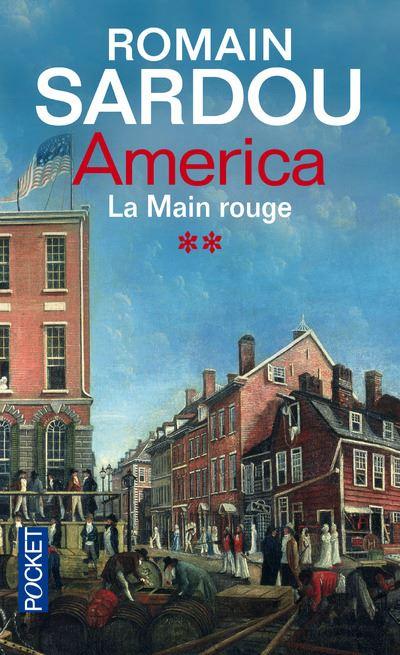 America - tome 2 La Main rouge