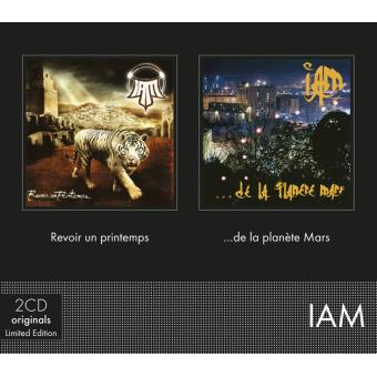 COFFRET 2CD IAM