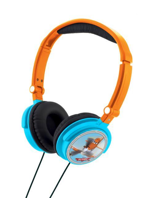 Casque Audio Stéréo Disney Planes Lexibook