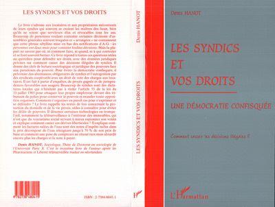 Les syndics et vos droits une democratie confisquee