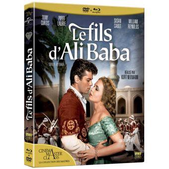 Ali BabaLe fils d'Ali Baba Combo Blu-ray DVD