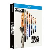 Le Bureau des Légendes Saison 5 Blu-ray