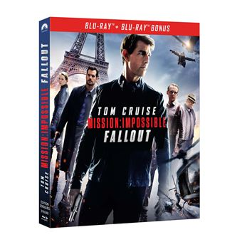 Mission : Impossible  Les FilmsMission : Impossible Fallout Blu-ray