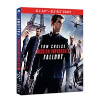 Mission : Impossible Fallout Blu-ray