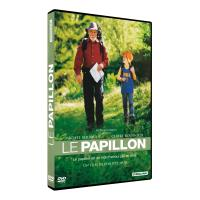Le papillon DVD