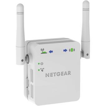 Répéteur WiFi Netgear N300 WN3000RPv2