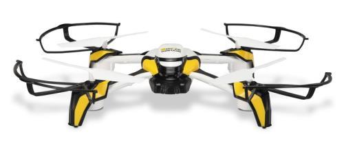 Issu de la « Black Series », gamme de drones à plus haute performances, l´ULTRA DRONE « TORNADO » est un drone évolutif et totalement personnalisable. Choisis des accessoires supplémentaires et personnalise le : caméras, batteries, détecteur d´obstacles..