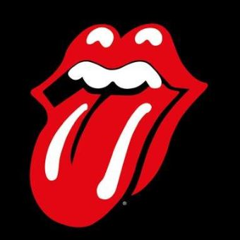 Rolling Stones - Lips - Canvas