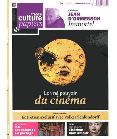 France culture papiers