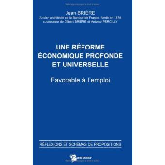 Une reforme economique profond