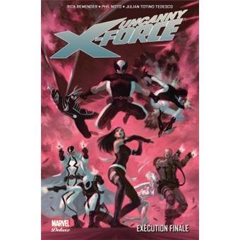 X-ForceUncanny X-Force