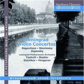 Concertos pour violon et orchestre