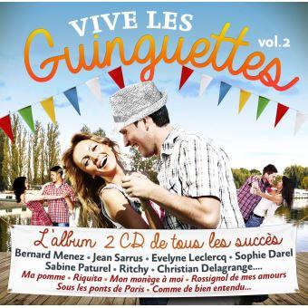 Vive les guinguettes Volume 2