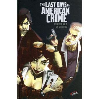 The last days of american crimeLast days of american crime